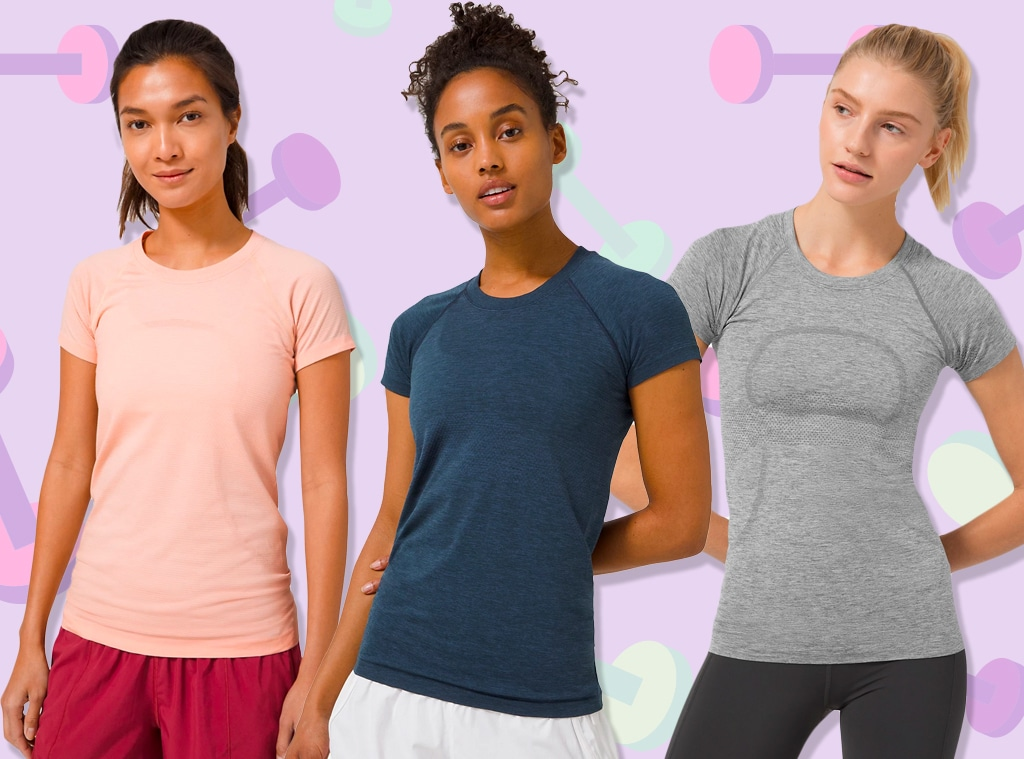 E-Comm: Lululemon Has Just Made Your New Favorite T-Shirt