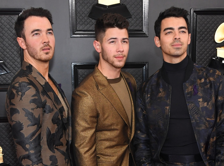 The Jonas Brothers, Celebs and Class of 2020
