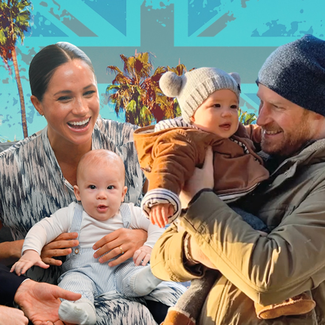 Inside the World Meghan Markle & Prince Harry Are Creating ...