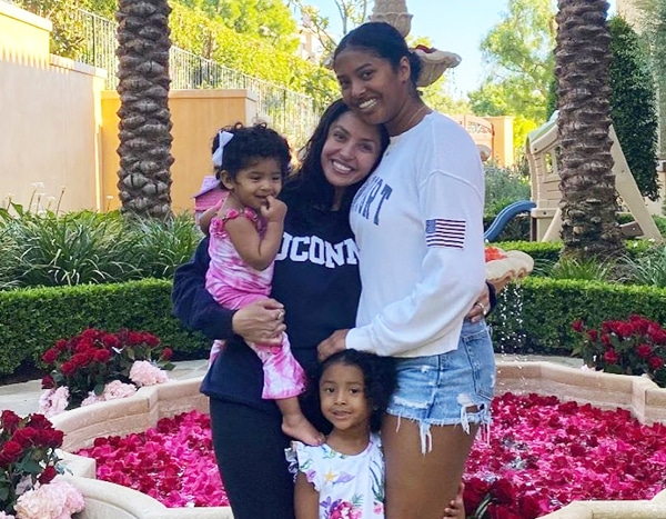 Watch Kobe and Vanessa Bryant's Daughter Take Her First Steps