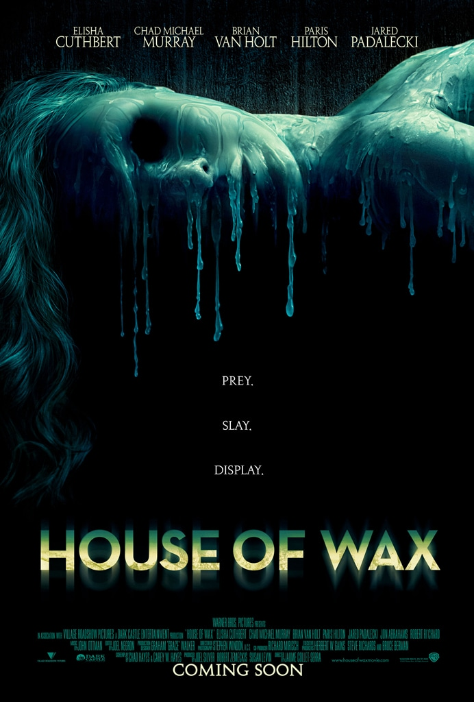 House Of Wax, Paris Hilton, 2005