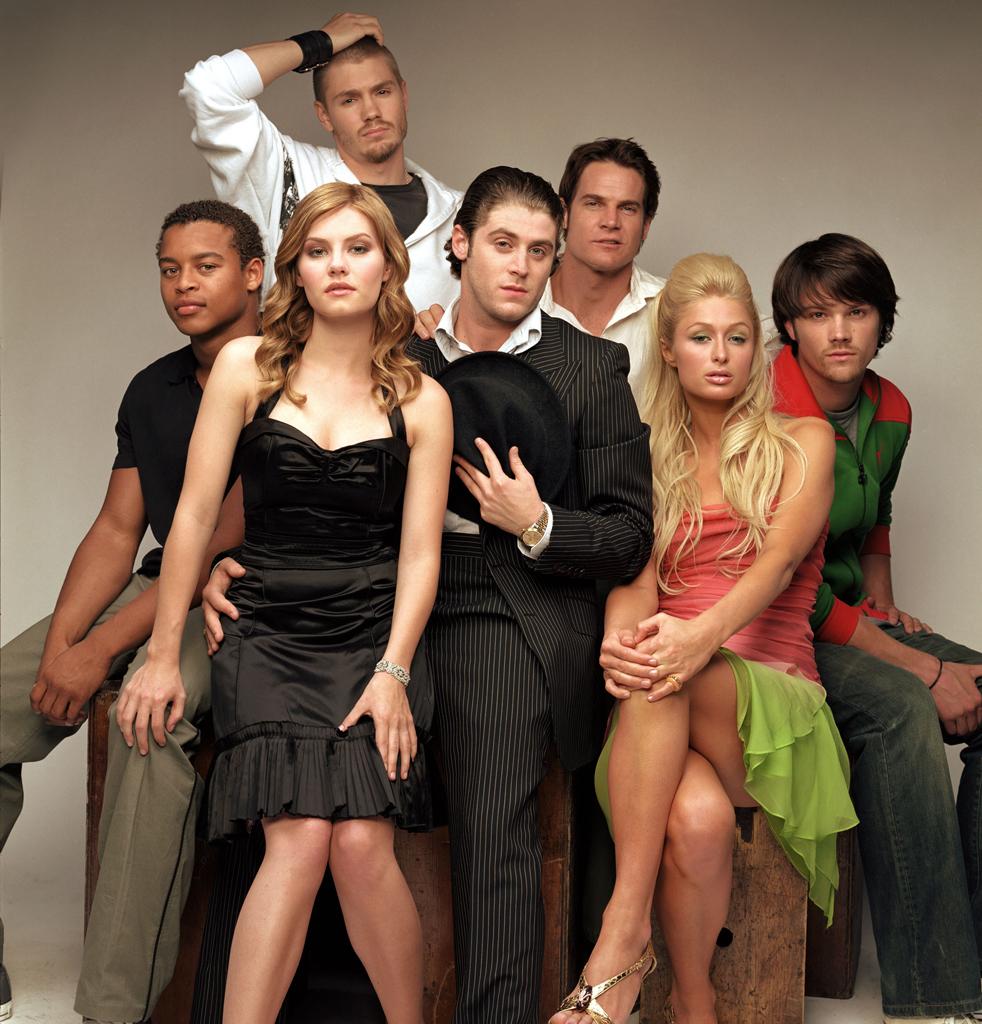 House Of Wax, Robert Ri'Chard, Elisha Cuthbert, Chad Michael Murray, Jon Abrahams, Brian Van Holt, Paris Hilton, Jared Padalecki, 2005