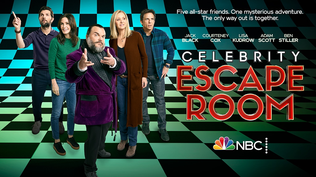 Celebrity Escape Room