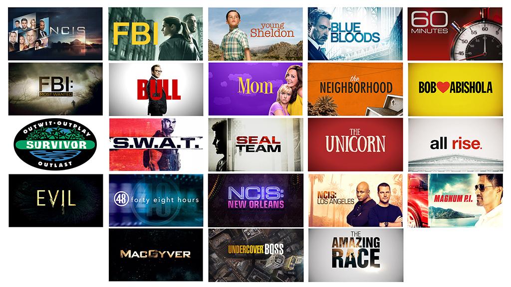 CBS Shows