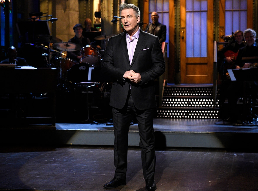 Memorable SNL Hosts, Alec Baldwin
