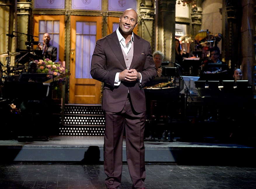 Memorable SNL Hosts, Dwayne Johnson