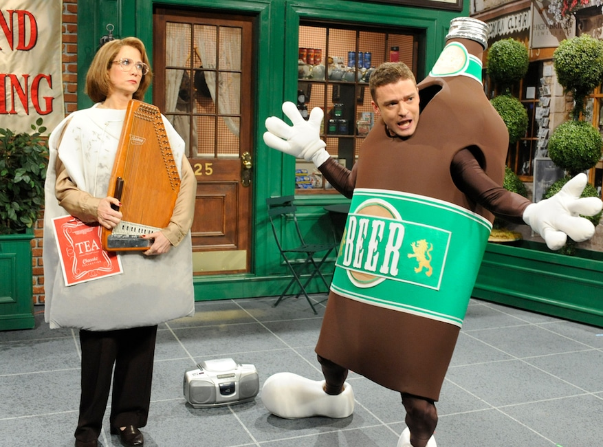 Justin Timberlake, Saturday Night Live, Memorable SNL Hosts