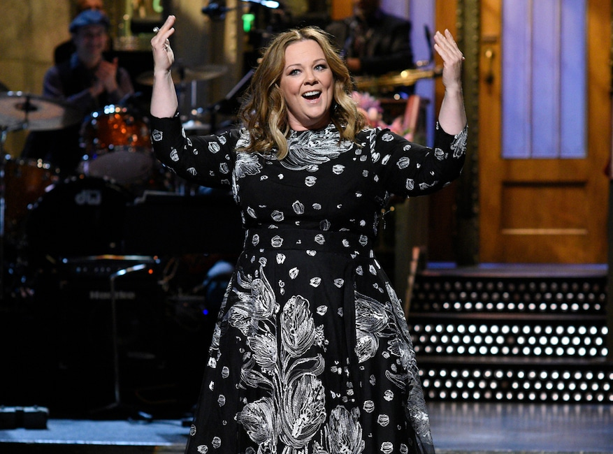 Melissa McCarthy, Saturday Night Live, Memorable SNL Hosts