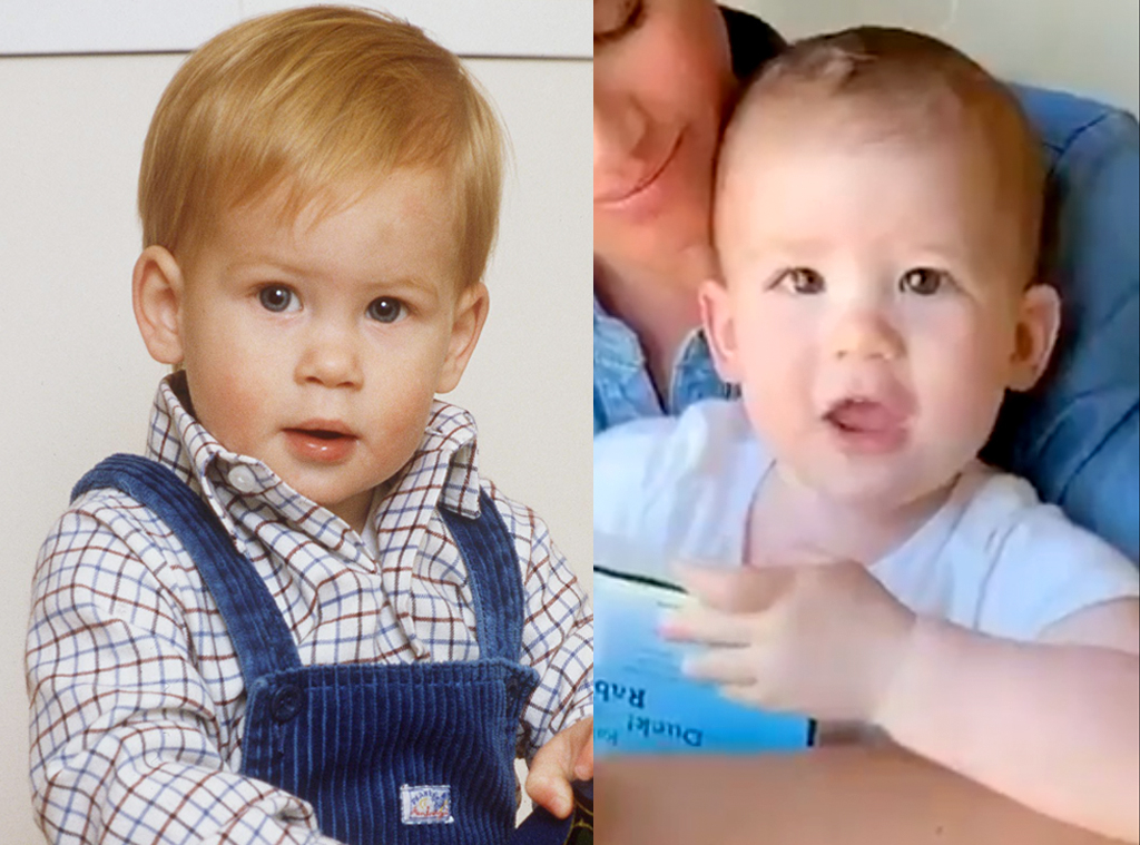 Archie Harrison, Prince Harry