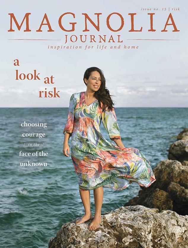 Magnolia Journal, Chip Gaines, Joanna Gaines