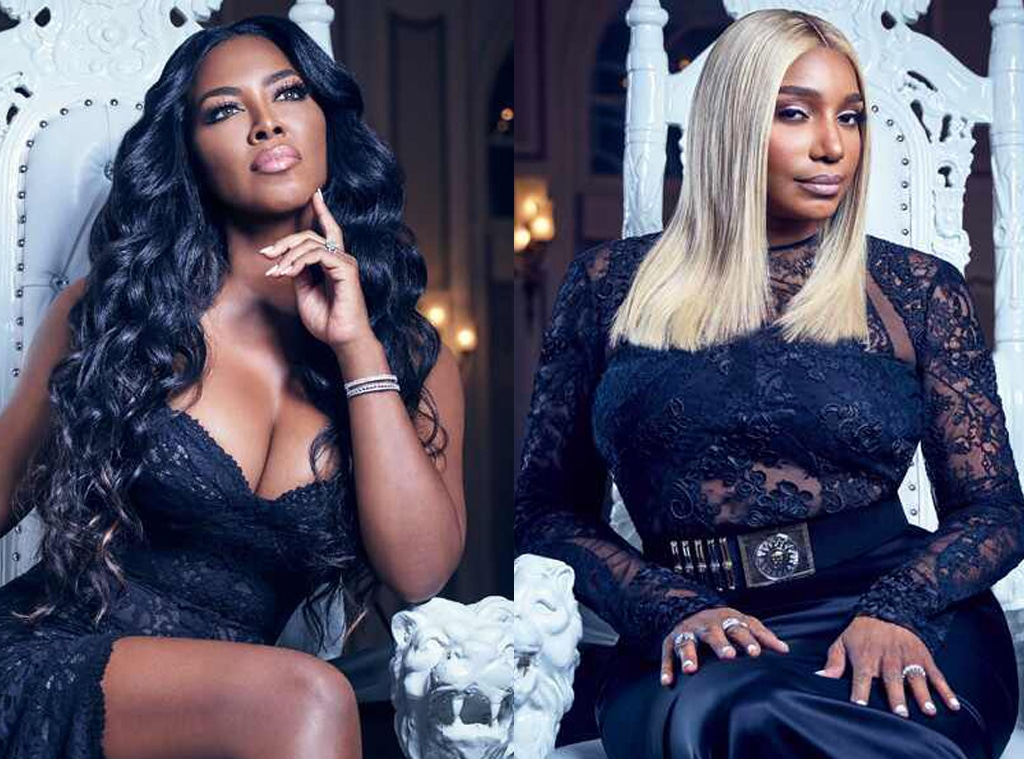 Kenya Moore, Nene Leakes, The Real Housewives of Atlanta