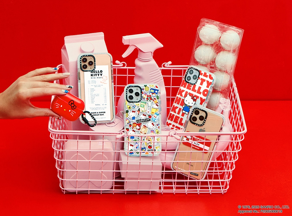 Ecomm: Squeee! Hello Kitty x Casetify's Super Cute Collab Is Here