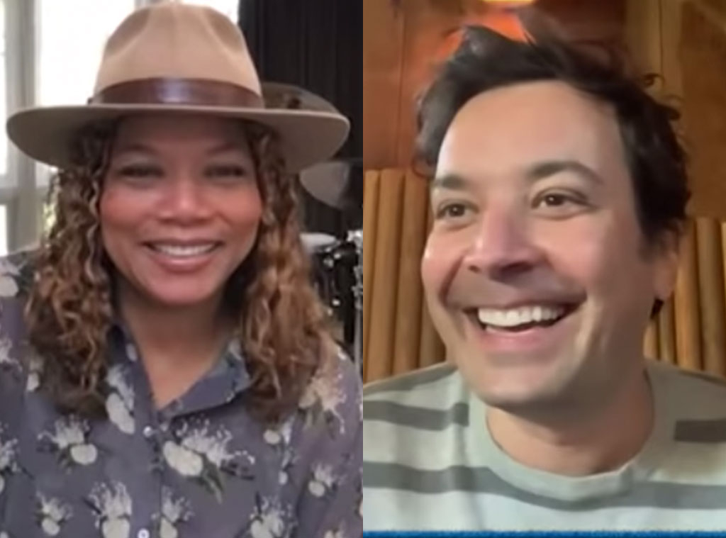 Queen Latifah, Jimmy Fallon