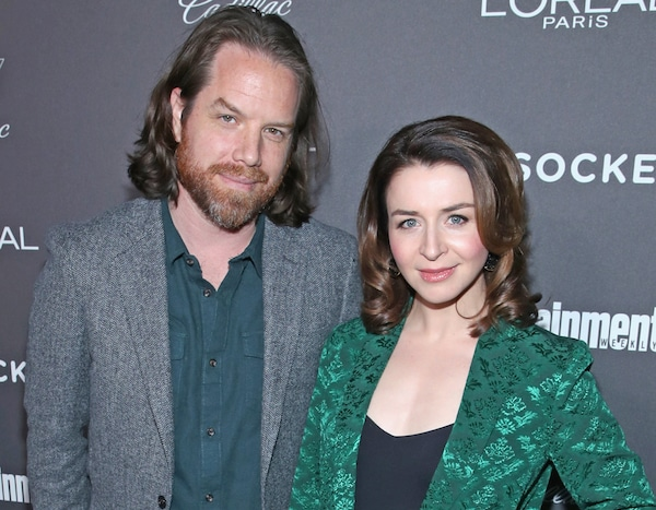 Grey's Anatomy's Caterina Scorsone Splits From Husband After 10 Years of Marriage