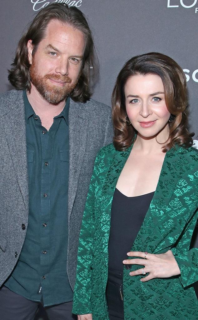 Rob Giles, Caterina Scorsone