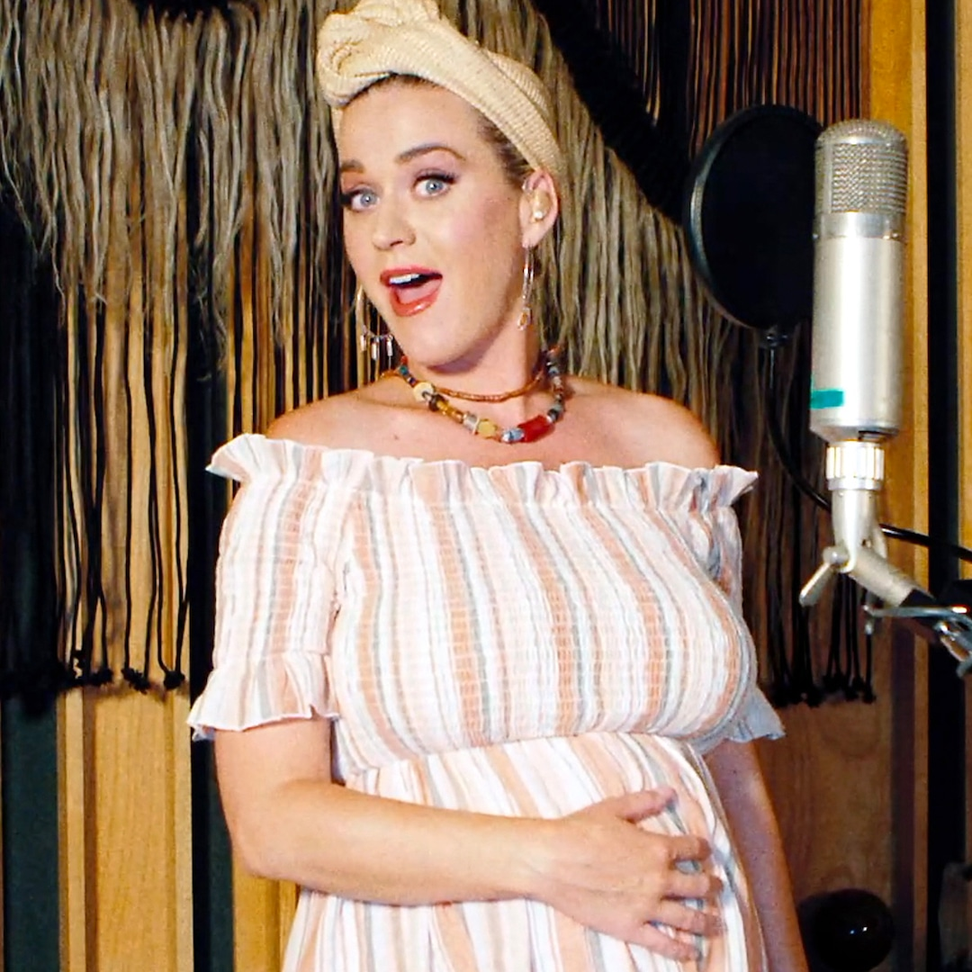Katy Perry Shares Her First Glimpse Into Motherhood One Month After Giving Birth to Baby Daisy