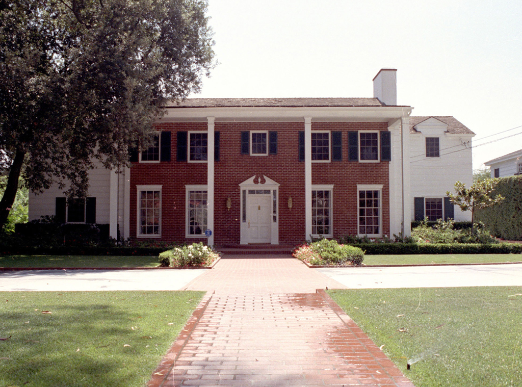Betty Broderick, Daniel Broderick House