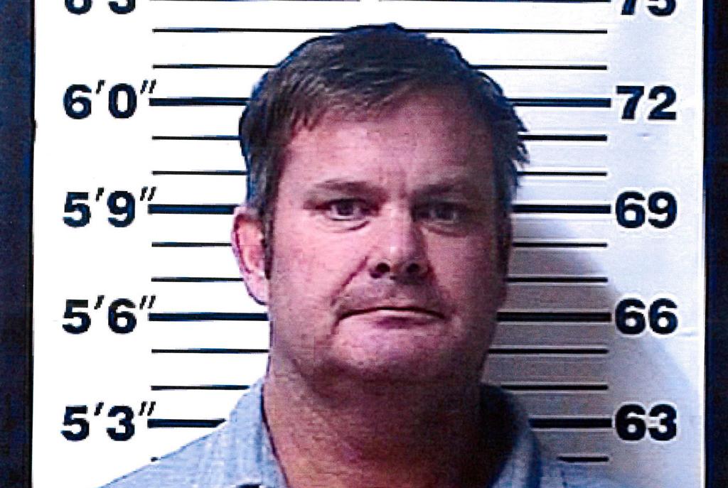 ] Chad Daybell, fotografía policial