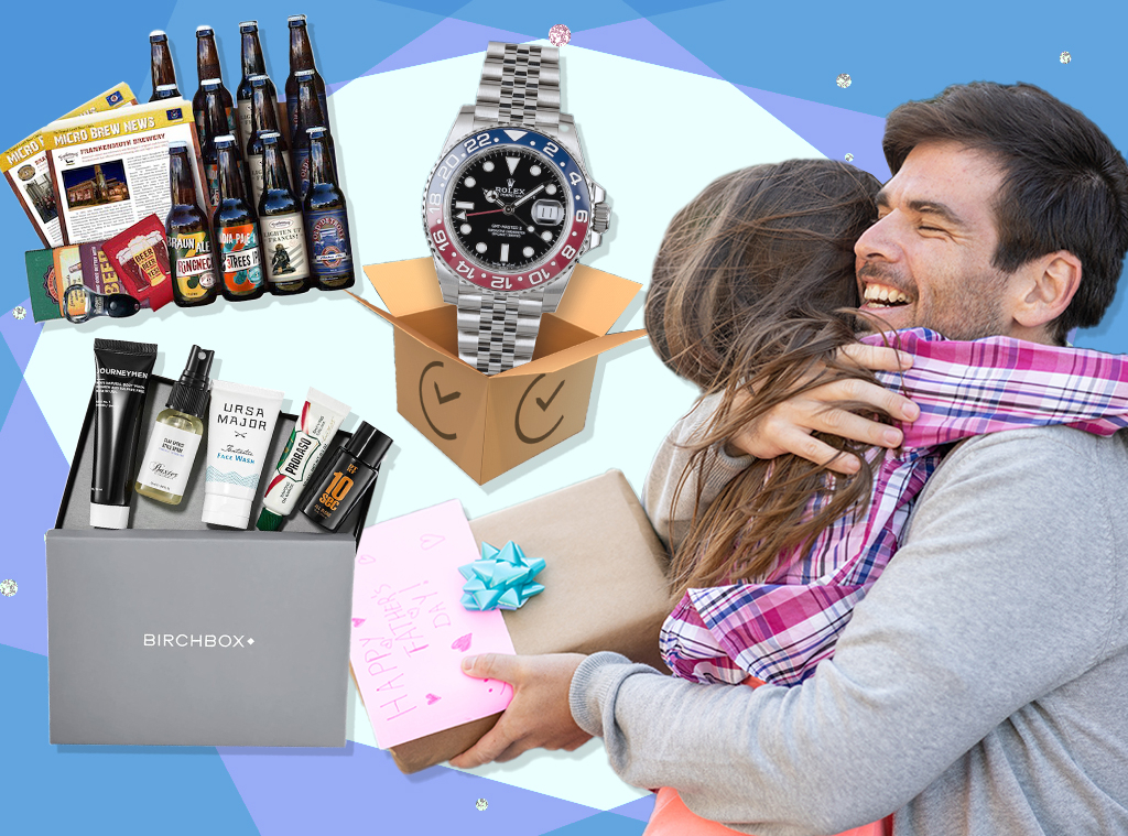 E-comm: Father's Day Subscription Gifts