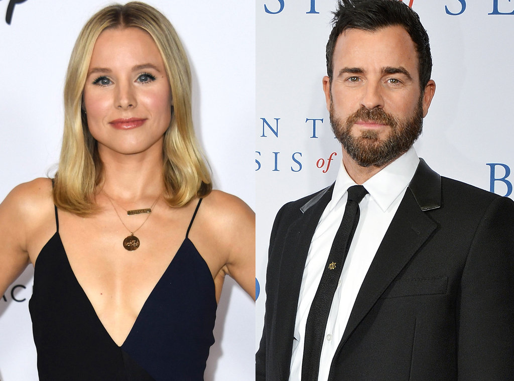 Kristen Bell, Justin Theroux