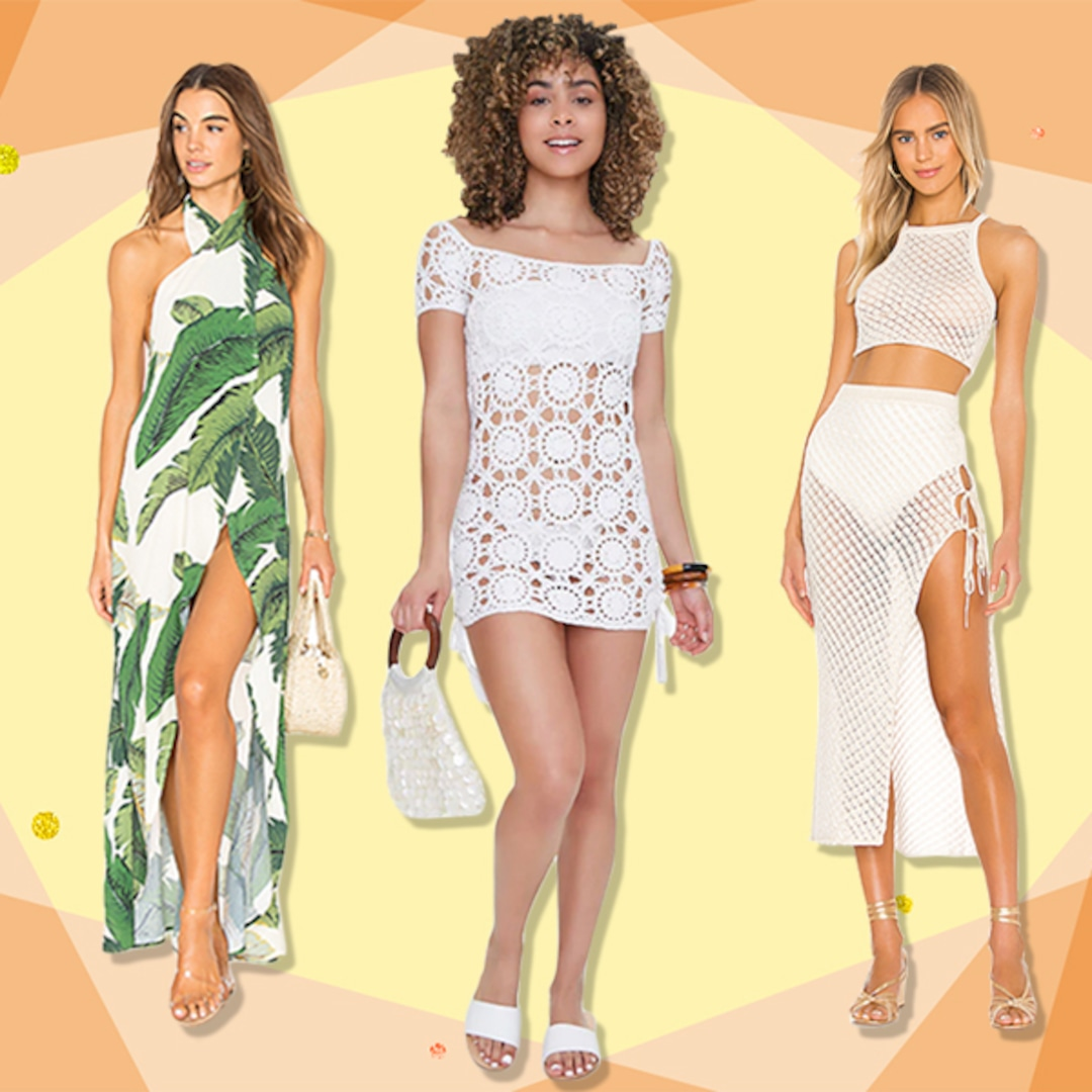 This Summer's Best Beach Cover-Ups