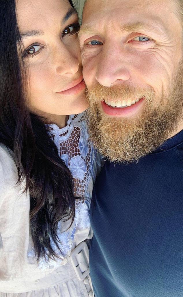 Brie Bella, Daniel Bryan, Instagram, June 2020