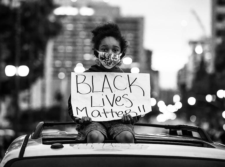 DTLA Black Lives Matter Protest, Inspiring BLM Protest