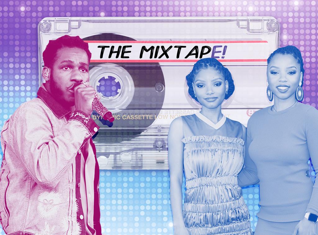 The MixtapE!, Chloe x Halle, Leon Bridges
