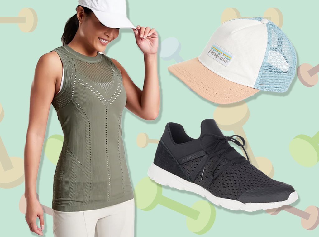E-comm: hiking/outdoorsy wear that's actually cute