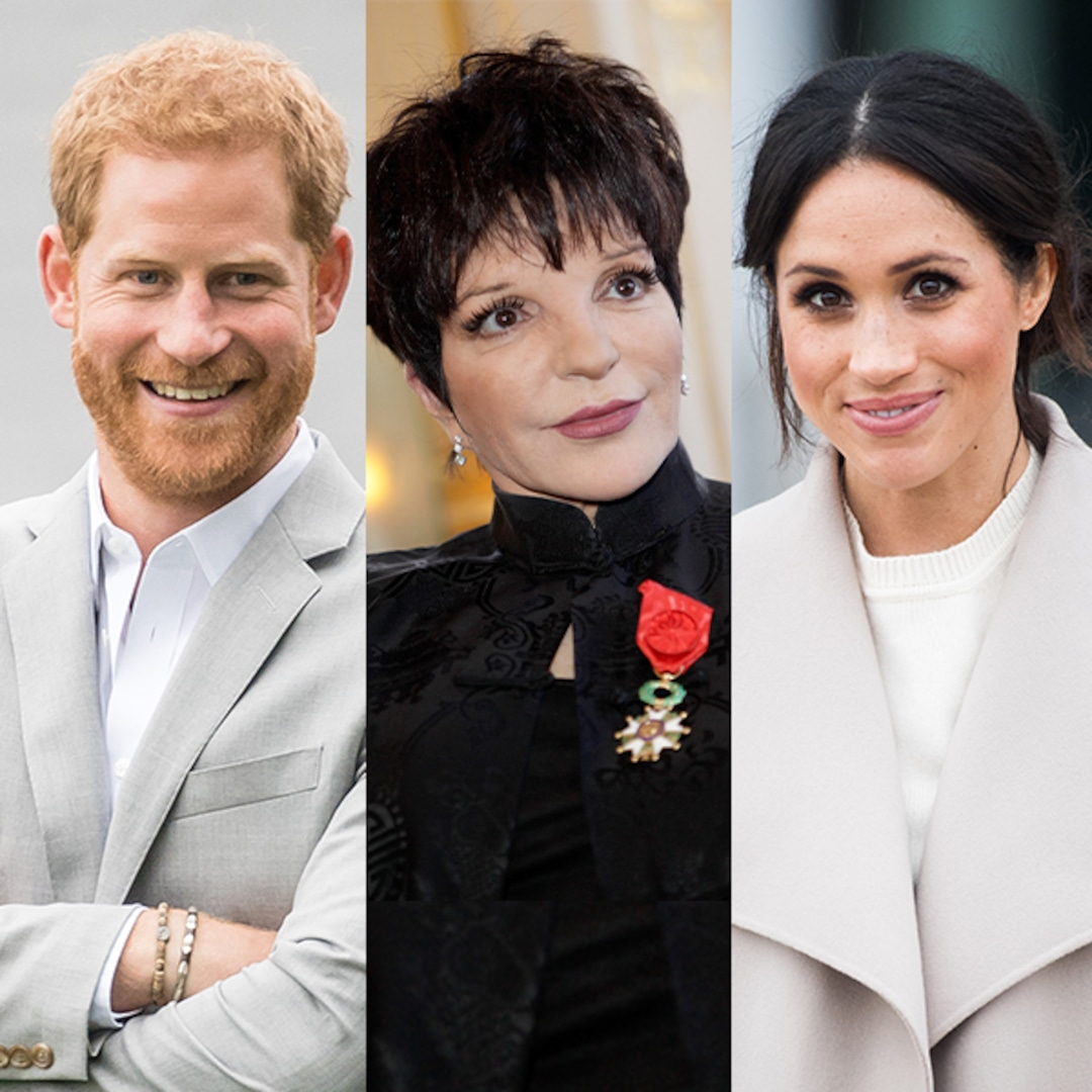 Liza Minnelli Denies Forming Friendship With Prince Harry and Meghan Markle