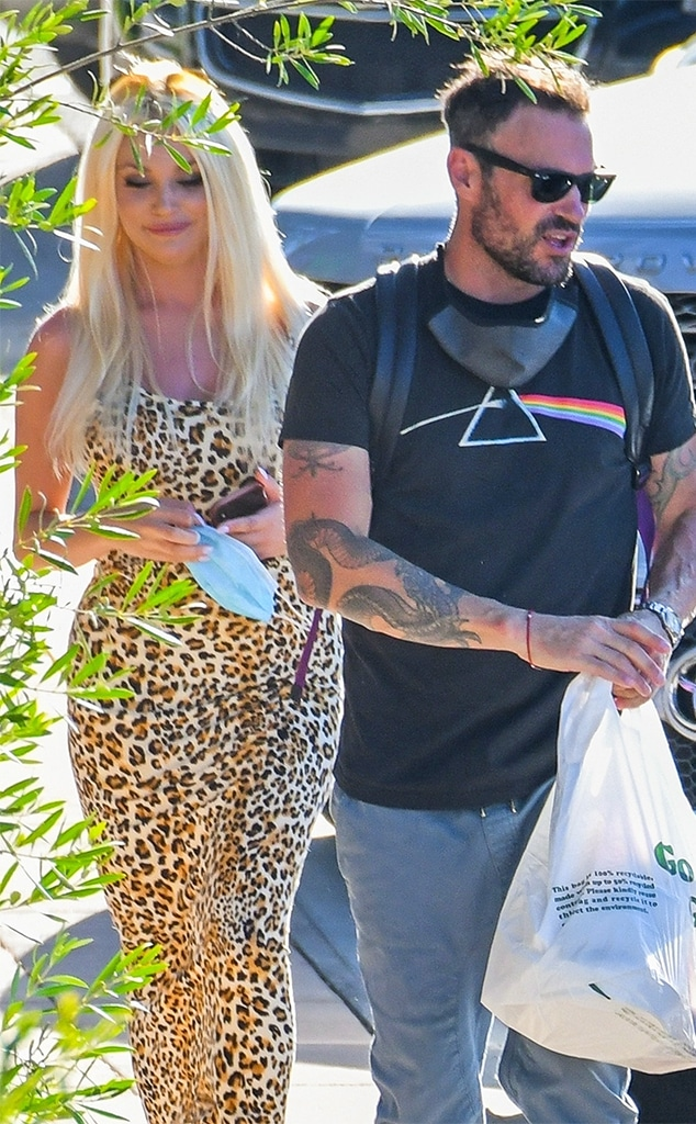 Brian Austin Green, Courtney Stodden