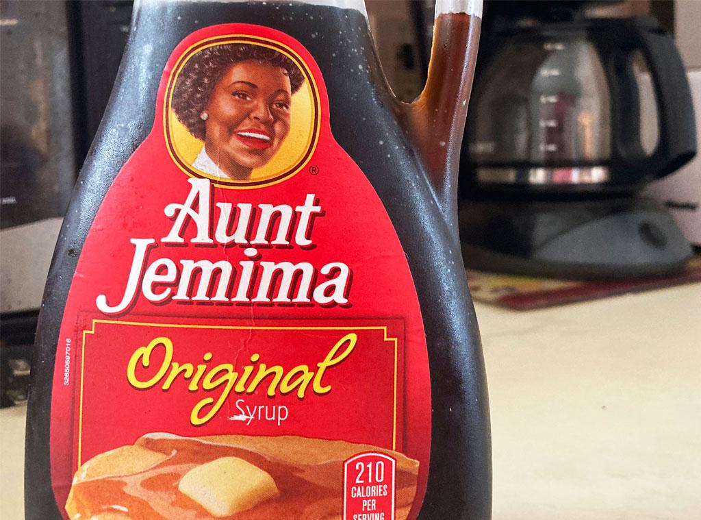 Aunt Jemima Syrup