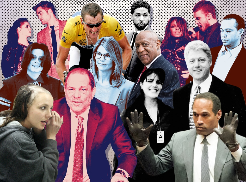 The Most Talked About Scandals To Rock Hollywood the Past 30 Years