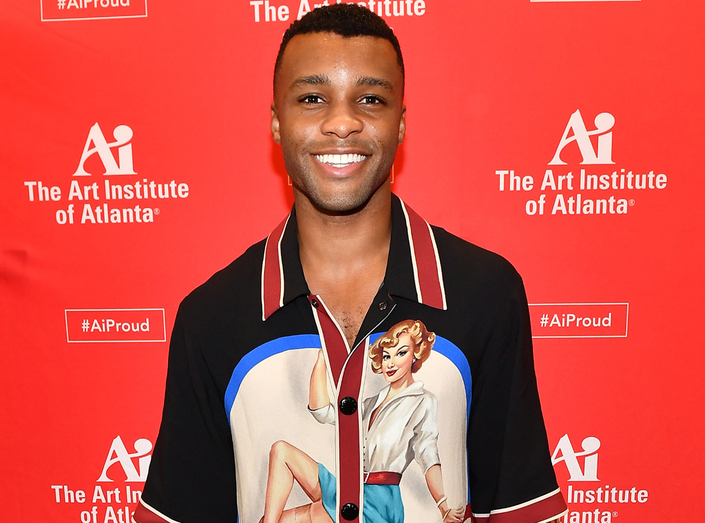 Dyllón Burnside, The Art Institute Of Atlanta 2020 Fashion Premiere Show