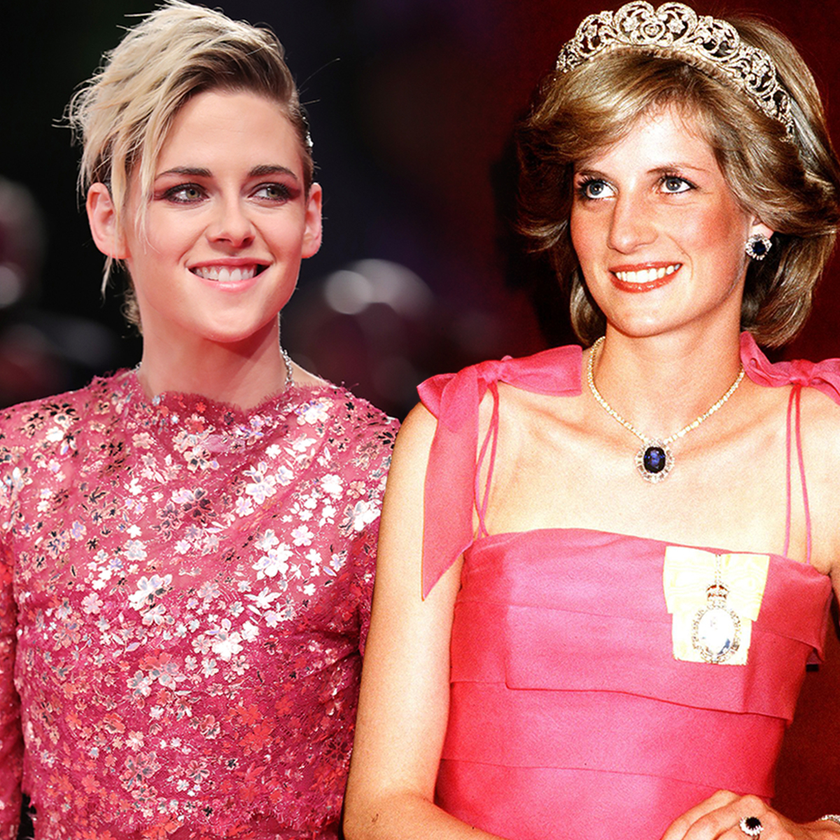 Kristen Stewart Bears a Striking Resemblance to Princess Diana in New Spencer Photos