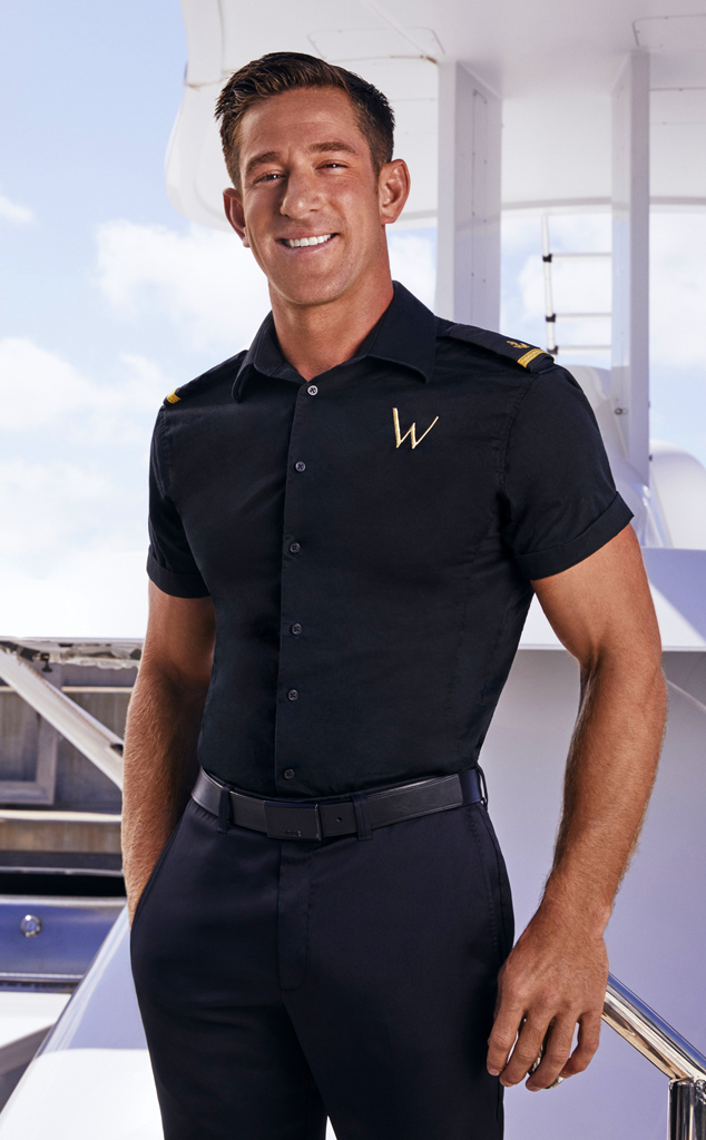Below Deck star from Chicago working on foundation to