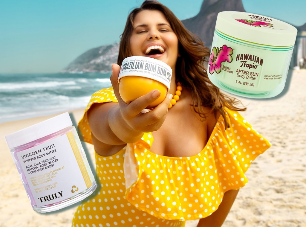 EComm: The best body lotions and butters for summer