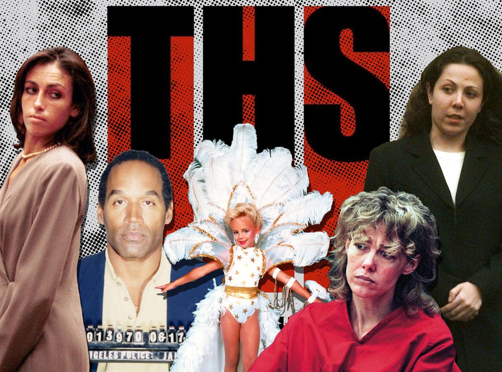 E! 30 Years, E! True Hollywood Story