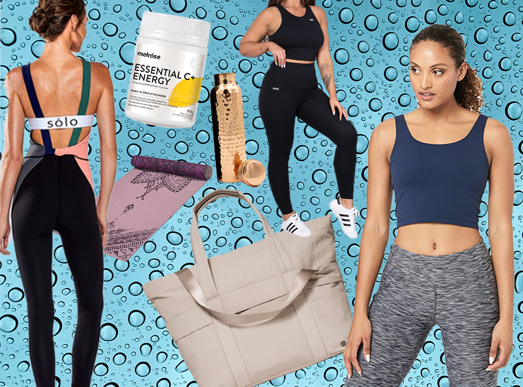 #InternationalYogaDay: Every yogi's must-have activewear and accessories