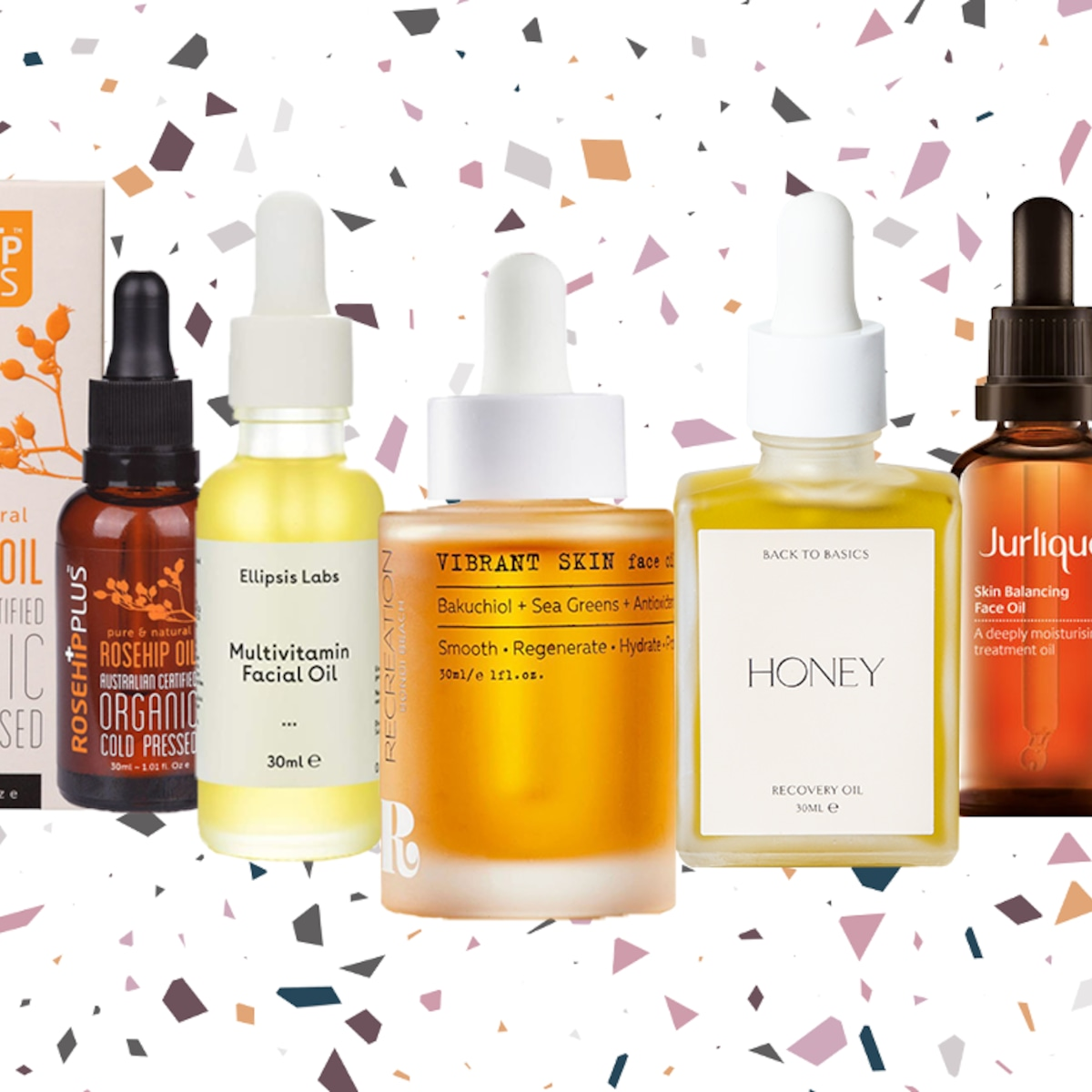 Best Face Oils for 11 - E! Online - AU