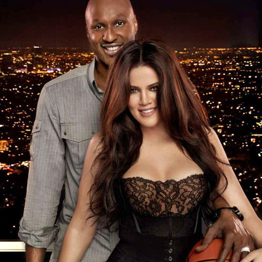 Lamar Odom Gives Sweet Shout-Out to Ex Khloe Kardashian While Rewatching Khloe & Lamar