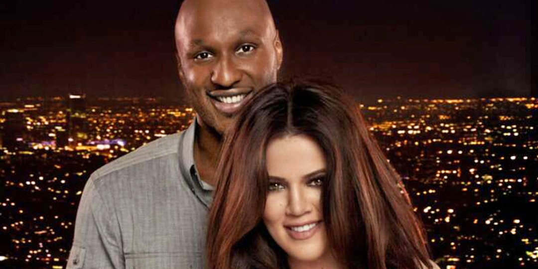 Lamar Odom Gives Sweet Shout-Out to Ex Khloe Kardashian While Rewatching Khloe & Lamar - E! Online.jpg