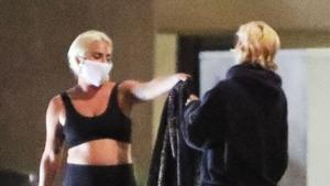 Lady Gaga, Leather Jacket