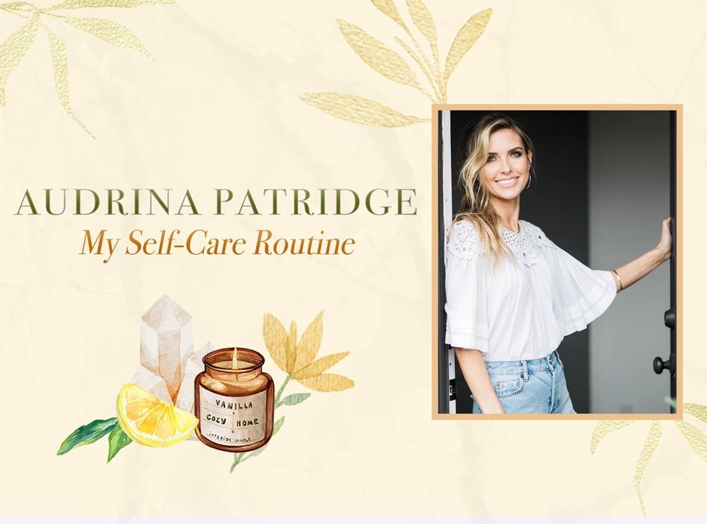 Audrina Patridge: My Self-Care Routine, Wellness Wednesdays