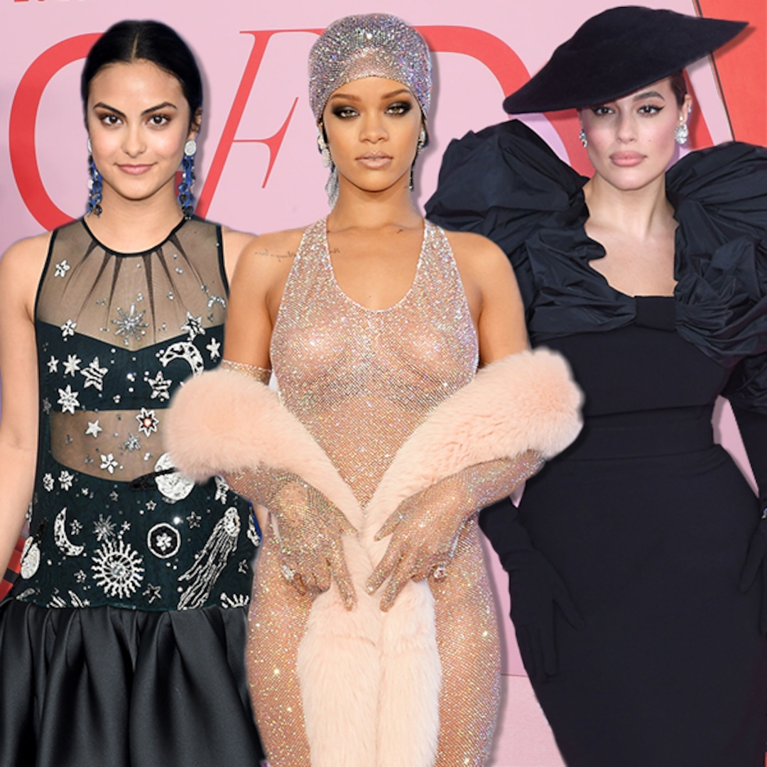 These OMG Fashion Looks From the CFDA Awards Will Make Your Jaw Drop