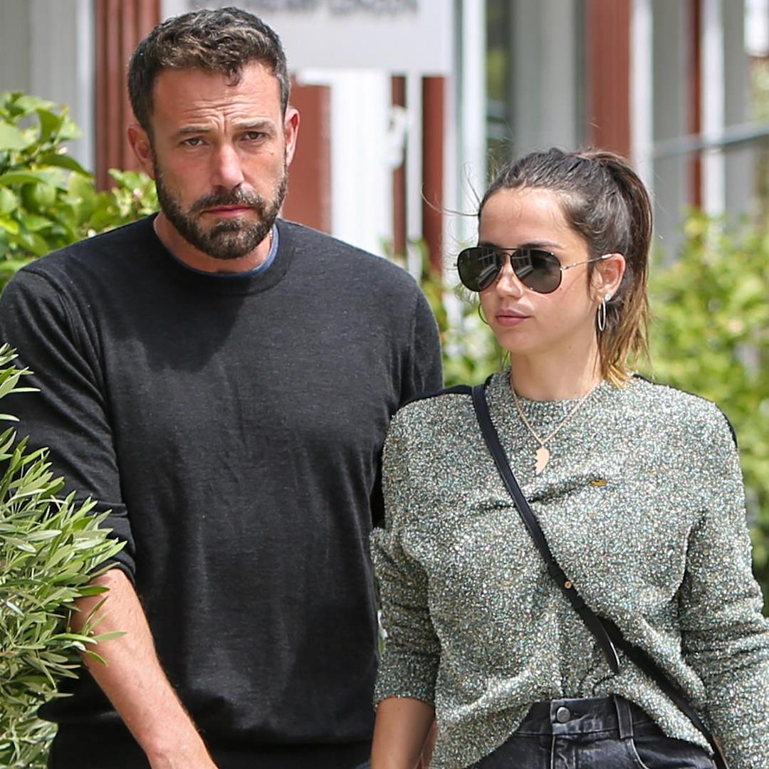 Ben Affleck and Ana de Armas Break Up After Less Than a Year of Dating