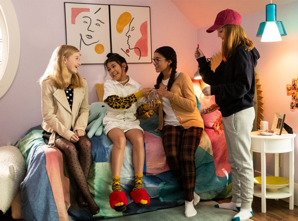 The Baby-Sitters Club, Netflix