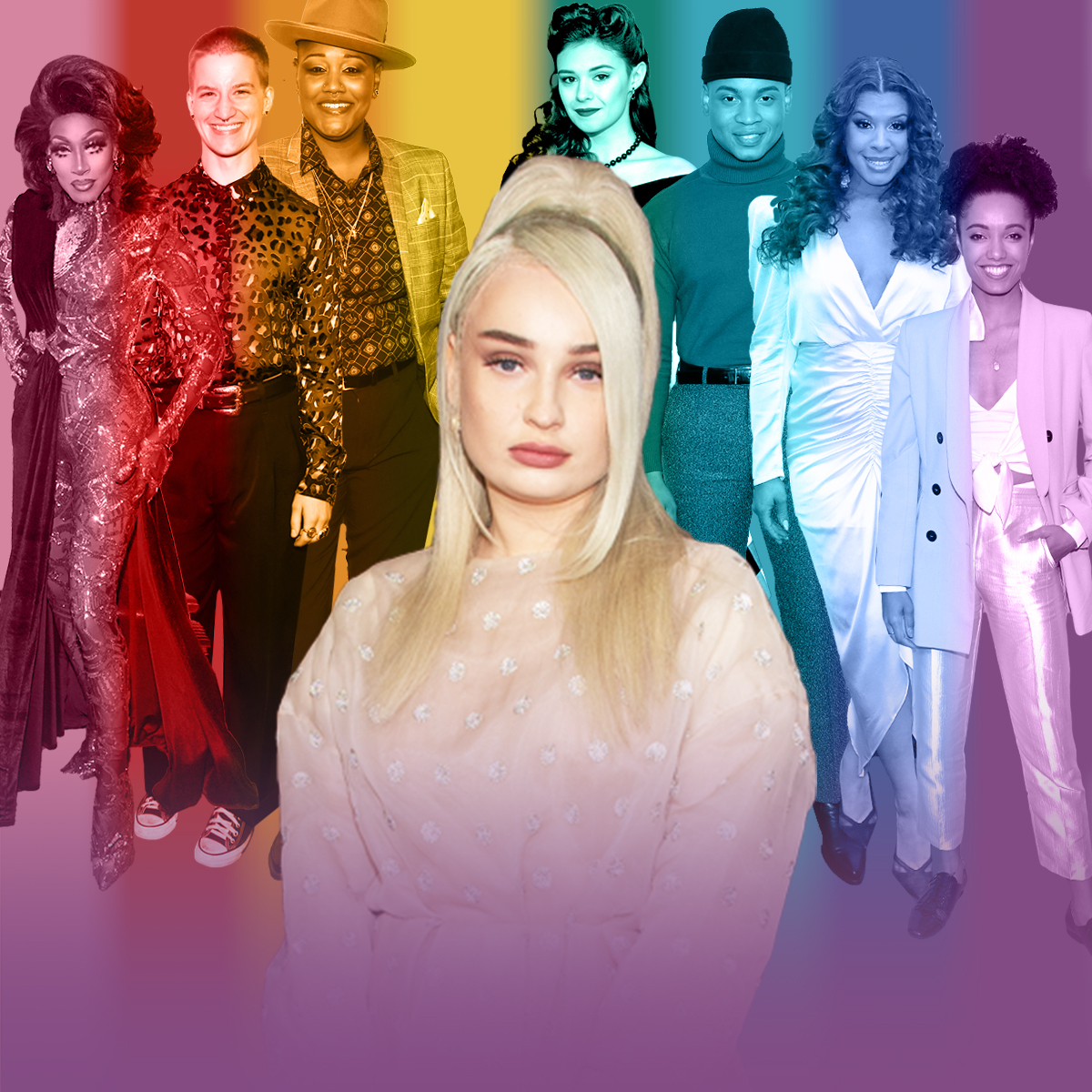 The New Faces of Pride: Kim Petras on Meeting Madonna, the Importance of Intersectionality and More - E! Online