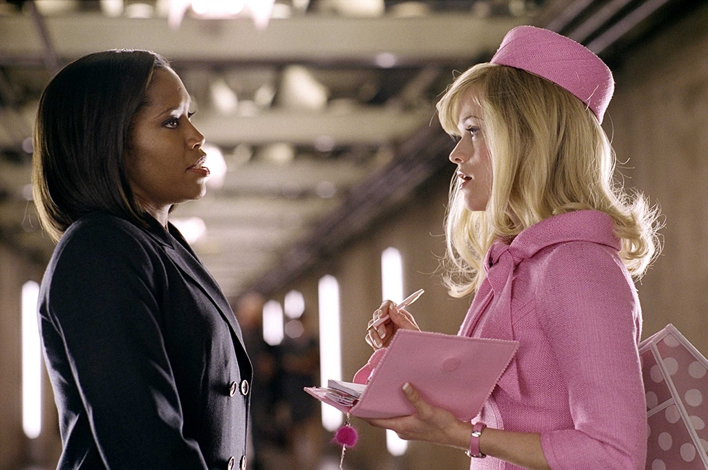 Regina King, Reese Witherspoon, Legally Blonde 2