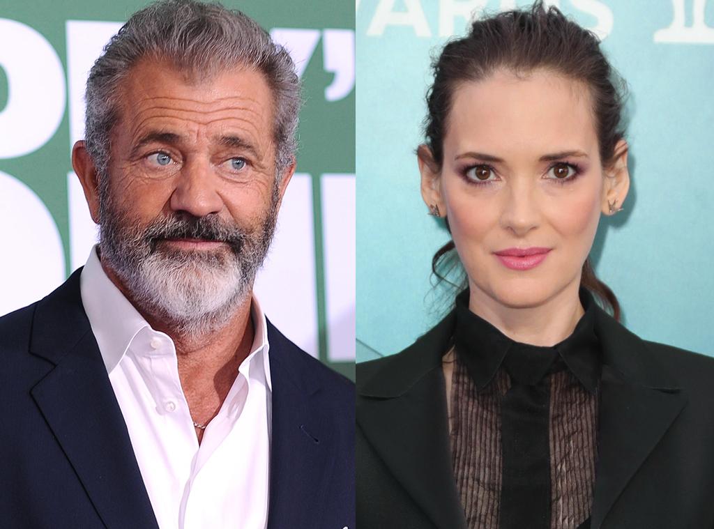 Mel Gibson, Winona Ryder